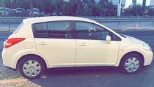 Nissan Tiida car for sale 2009 in Hawally city