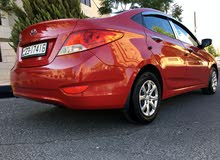 For sale Hyundai Accent car in Amman
