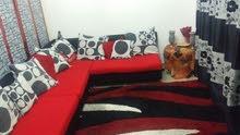 أنتريه بحالة جيدة لون أحمر × أسود استعمال بسيط
