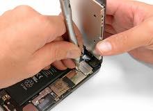 تصليح الهواتف النقالة وأجهزة الكمبيوتر ولايباد