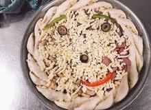 شييف بيتزا إيطالي  وصاج  لبناني