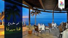 تملك الأن شقة 55م ترى البحر بأميز كمبوند بأجمل شواطئ مطروح وقسط 60 شهر