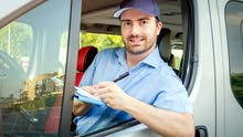 Driver delivery  سائق توصيل