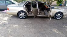 Gold Lexus LS 1996 for sale