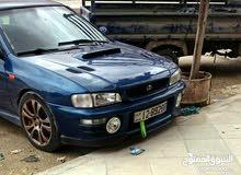 Subaru Impreza 1999 - Manual