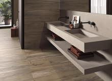 تشكيلات من البورسلين الخشبي الايطالي ذو الجودة العالية