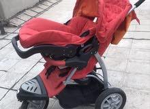 عربة طفل ماركة مذر كير