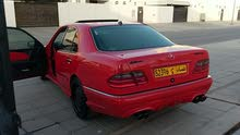 For sale 1998 Red E 320