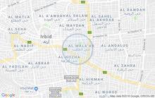 مكتب تجاري وسط اربد مقابل البنك الإسلامي للبيع بسعر مغري