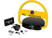 parking electronics locks with remote control brand new