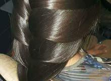 متخصصون في علاج مشاكل الشعر بمنتحات طبيعية 100% اي واحدة عندها مشكلة في شعرها