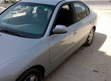 Silver Hyundai Elantra 2001 for sale