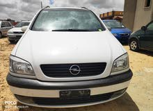 Automatic White Opel 2002 for sale