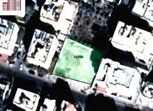 قطعة ارض استثمارية للبيع بمساحة 1079م تصلح لبناء مجمع او مخازن او اسكانات - بسعر 300 الف دينار