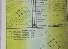 ارض للبيع في حي الصفاء