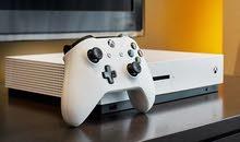 Xbox One S 1tb اكـسبـوكـس ون اس 1000 قيقا جــديــد