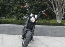 سكوتر دراجة هوائية 2019 جديد