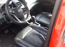 Automatic Red Chevrolet 2013 for sale