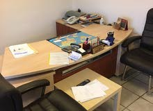 Amman – Office Furniture with high-ends specs available for sale