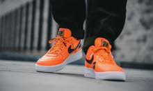 Air Force 1 Low Just Do It Pack Orange