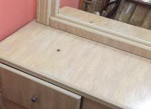 تسريحة خشب للبيع
