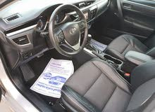 2016 Used Corolla with Automatic transmission is available for sale