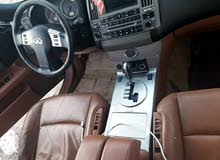 Automatic Maroon Infiniti 2006 for sale