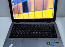 Hp elite book 820 Processor core i7 4Gb ram 500Gb hard disk Touch screen 12inch