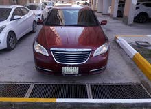 Automatic Maroon Chrysler 2013 for sale