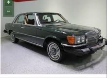 1975 Mercedes S280