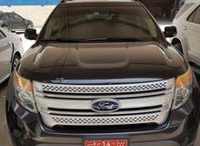 2014 Ford Explorer, GCC