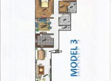 Fourth Floor apartment for sale - Nasr City