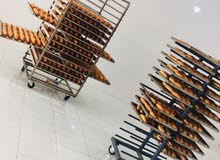 يوجد لدينا خدمة توصيل خبزه للمحلات