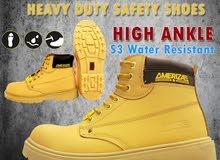 حذاء للمهمات الثقيلة ماركة أميريزا Ameriza Heavy Duty Safety Shoes
