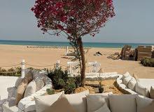 شاليه سوبر لوكس للبيع على البحر chalet for sale
