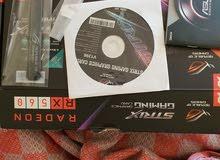 Asus Rog strix RX 560