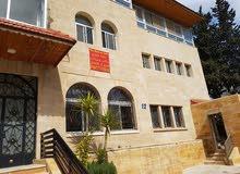 بناية كاملة ترخيص مكاتب و عيادات في منطقة مستشفى فرح جبل عمان بجانب مطعم ليفانت