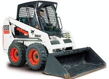 Earth moving Heavy Equipments (bobcat ) Skid Steer