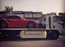 افضل شركة شحن سيارات من دبي الى الكويت