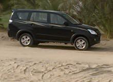 Black Mitsubishi Jeep 2012 for sale