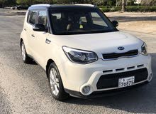 Kia Soal 2015 For sale - Beige color