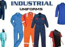 متخصصون في تصنيع جميع انواع الزي الموحد Uniform