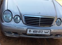 Used condition Mercedes Benz E 240 2002 with 10,000 - 19,999 km mileage