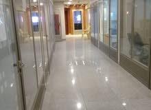 مكاتب للإيجار(الديره شرق )المباركيه/ ايجارشهري200دينار  بدون خلو