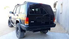 Automatic Black Jeep 2001 for sale