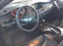 Black BMW 530 2006 for sale