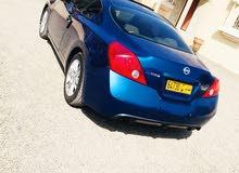 Blue Nissan Altima 2008 for sale