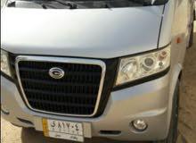 سياره حمل نوع گناو 2012  بحاله جيده للبيع