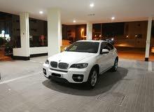 BMW X6 / 2012 (White)