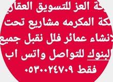 قريبه من شارع إبراهيم الخليل مساحه 330 م2 مطلوب